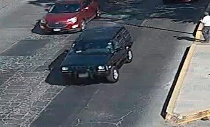Recuperan una camioneta con reporte de robo vigente
