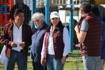 """Concluye satisfactoriamente en Metepec la primera etapa de """"regeneración en tu colonia"""""""