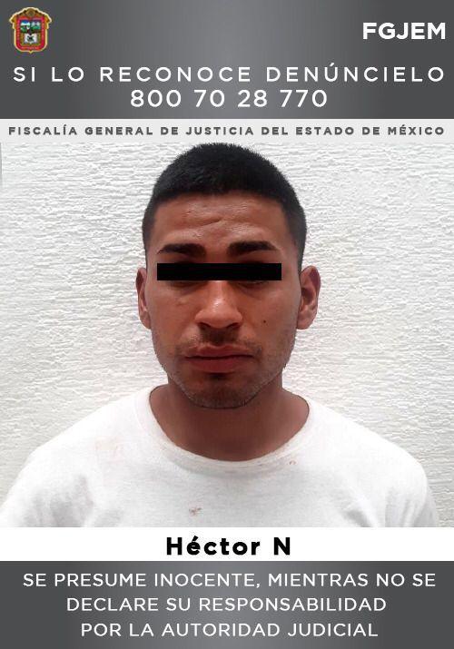 Detiene FGJEM a sujeto investigado por homicidio en Naucalpan