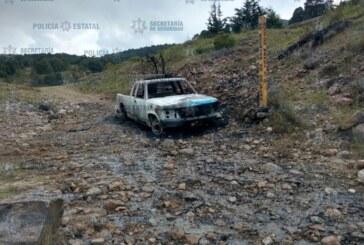 Secretaría de seguridad resguarda toma clandestina de hidrocarburos