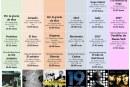 Presenta cineteca mexiquense cartelera para la tercera semana de enero