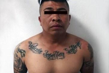 """Aseguran a un supuesto integrante de la banda de """"el monterrey"""" investigada por homicidios y extorsiones a transportistas"""