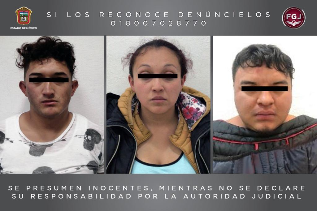 Libera FGJEM a dos jóvenes que se encontraban secuestrados en un inmueble del municipio de Chalco