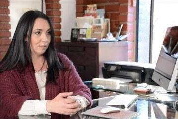 Gaby Gamboa, presidenta electa de Metepec, desmiente declaraciones de David López.