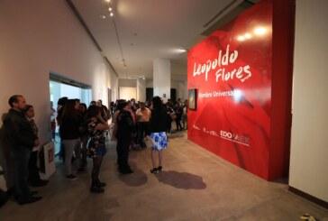 "Llega ""Leopoldo Flores. Hombre universal"" a Texcoco"