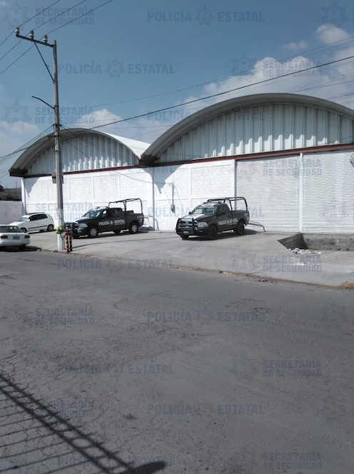 Localizan centro de distribución de combustible robado y una toma clandestina