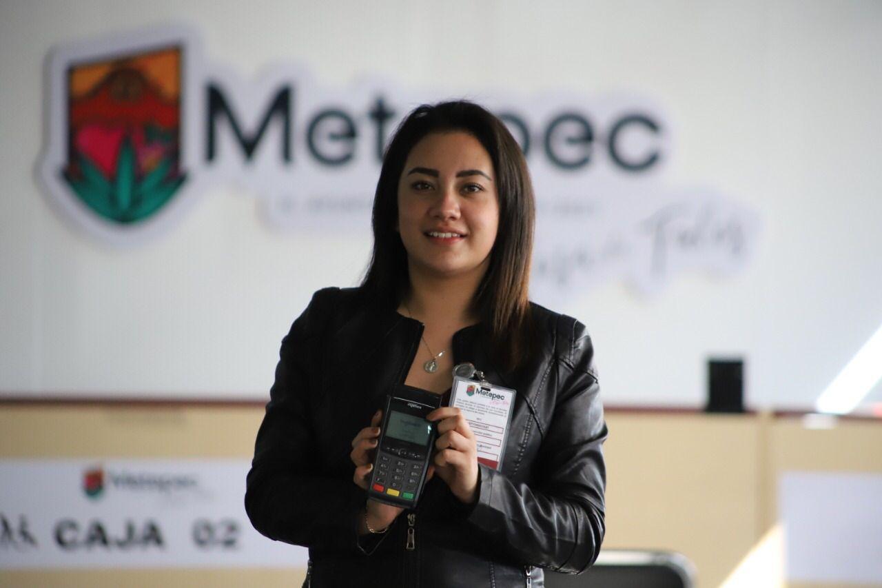 Metepec continúa trabajando con total transparencia y honestidad: Gaby Gamboa