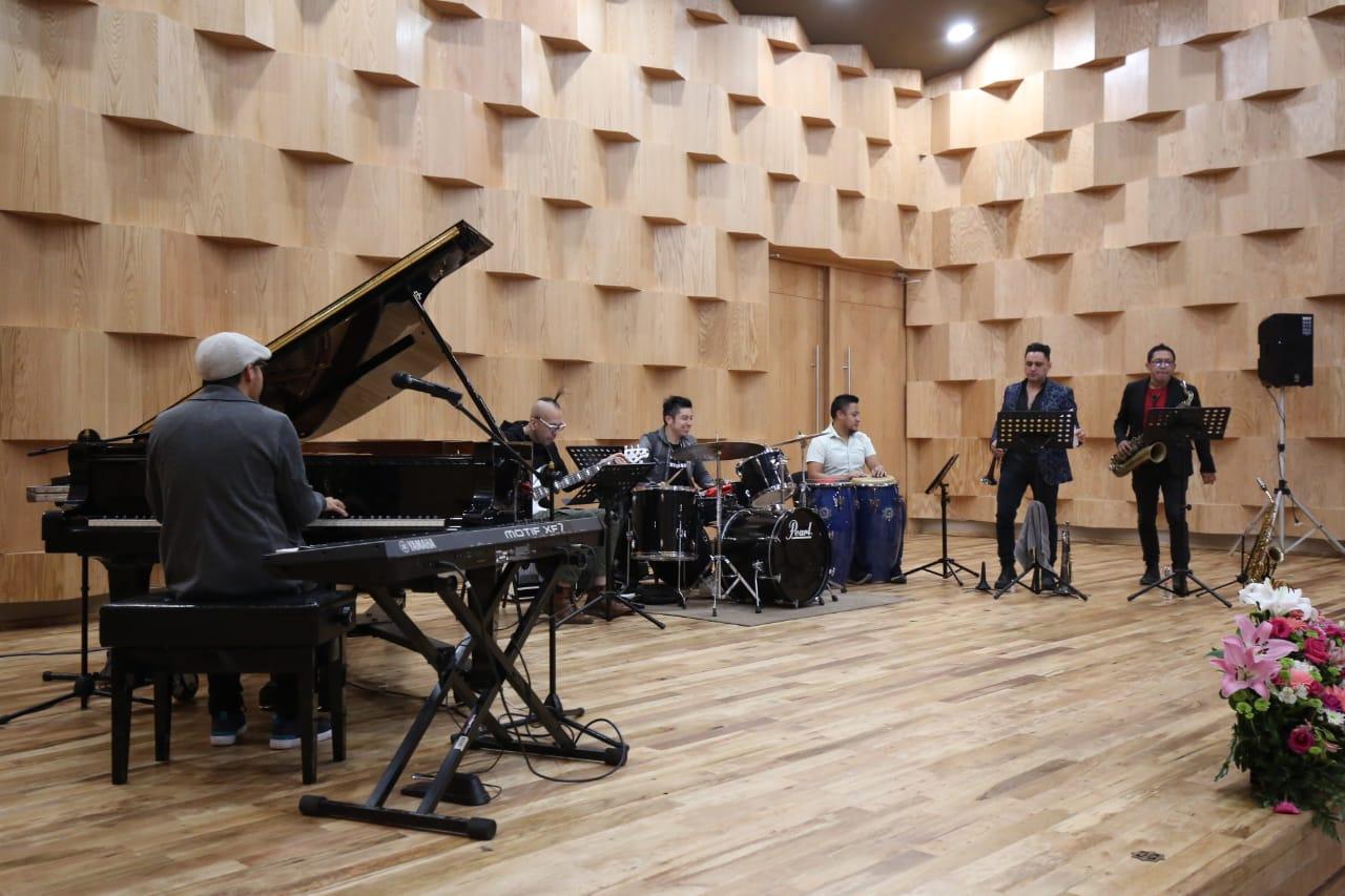 Presenta COMEM concierto de jazz caribeño
