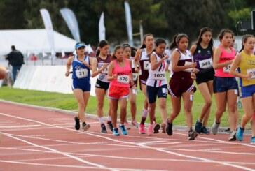 Caen siete metales para Edoméx en la primera etapa de competencias de atletismo de la olimpiada nacional y nacional juvenil 2019