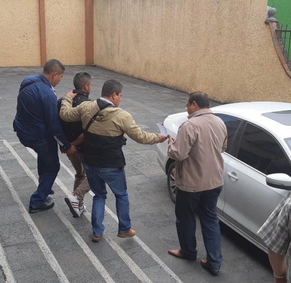 Cumplimenta FGJEM una orden de aprehensión en contra de un sujeto investigado por el feminicidio de una menor de edad en Lerma
