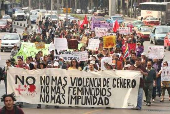 La violencia de género contra las mujeres y la sororidad