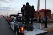Como parte del Operativo Marte decomisan autoridades de Toluca 800 kilos de pirotecnia