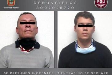 Vinculan a proceso a dos sujetos de nacionalidad venezolana investigados por un asalto con violencia en Metepec