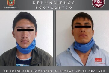 Cumplimenta FGJEM órdenes de aprehensión por triple homicidio en un rancho de Almoloya de Juárez