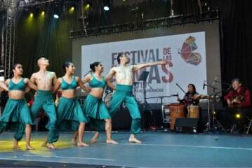 Convergen pantomima, danza, clown y concierto de paté de fuá en festival de las almas 2019