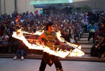 Inicia festival de las almas de oriente en el centro cultural mexiquense bicentenario
