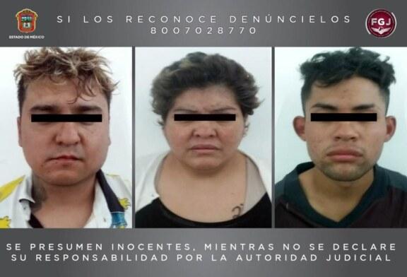 Liberan a tres integrantes de una familia que estaban secuestrados en un inmueble de Nezahualcóyotl