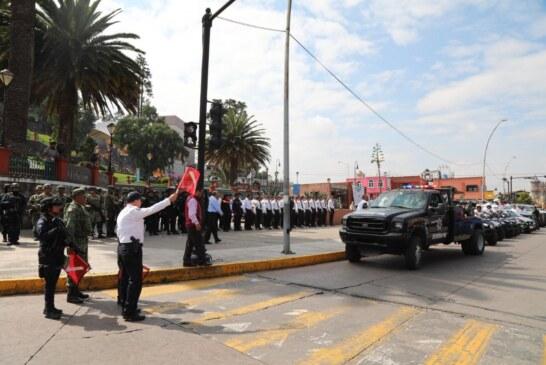 """Arrancó en Metepec operativo """"buen fin seguro"""""""