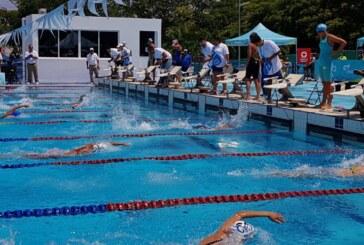 Abre Edoméx con cuatro medallas de oro en natación dentro de la olimpiada nacional 2018