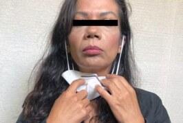 Detiene FGJEM en Tlalnepantla a mujer buscada en Jalisco por la desaparición de un hombre de 69 años, de nacionalidad canadiense