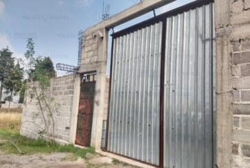 Secretaría de seguridad localiza vehículo con reporte de robo y resguarda predio