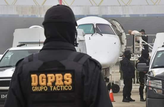 Traslada secretaría de seguridad a personas privadas de su libertad a penales federales