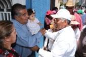 Solicita candidato que las campañas sean pacíficas y apartadas de la violencia