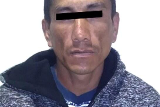 Policías estatales capturan a sujeto en posesión de más de 31 mil pesos en billetes falsos