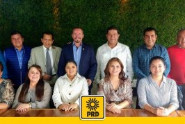 Llamamiento a los líderes representantes populares, militantes y simpatizantes del PRD, a discutir y elaborar nuestra posición desde el Estado de México sobre el rumbo y modelo de partido al que aspiramos