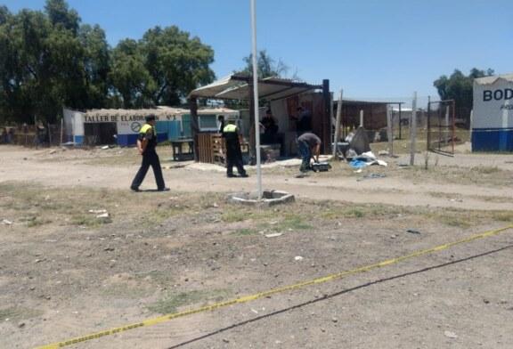 Una persona lesionada luego de explosión en taller pirotécnico en Tultepec