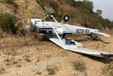 Reportan desplome de aeronave en Atizapán de Zaragoza