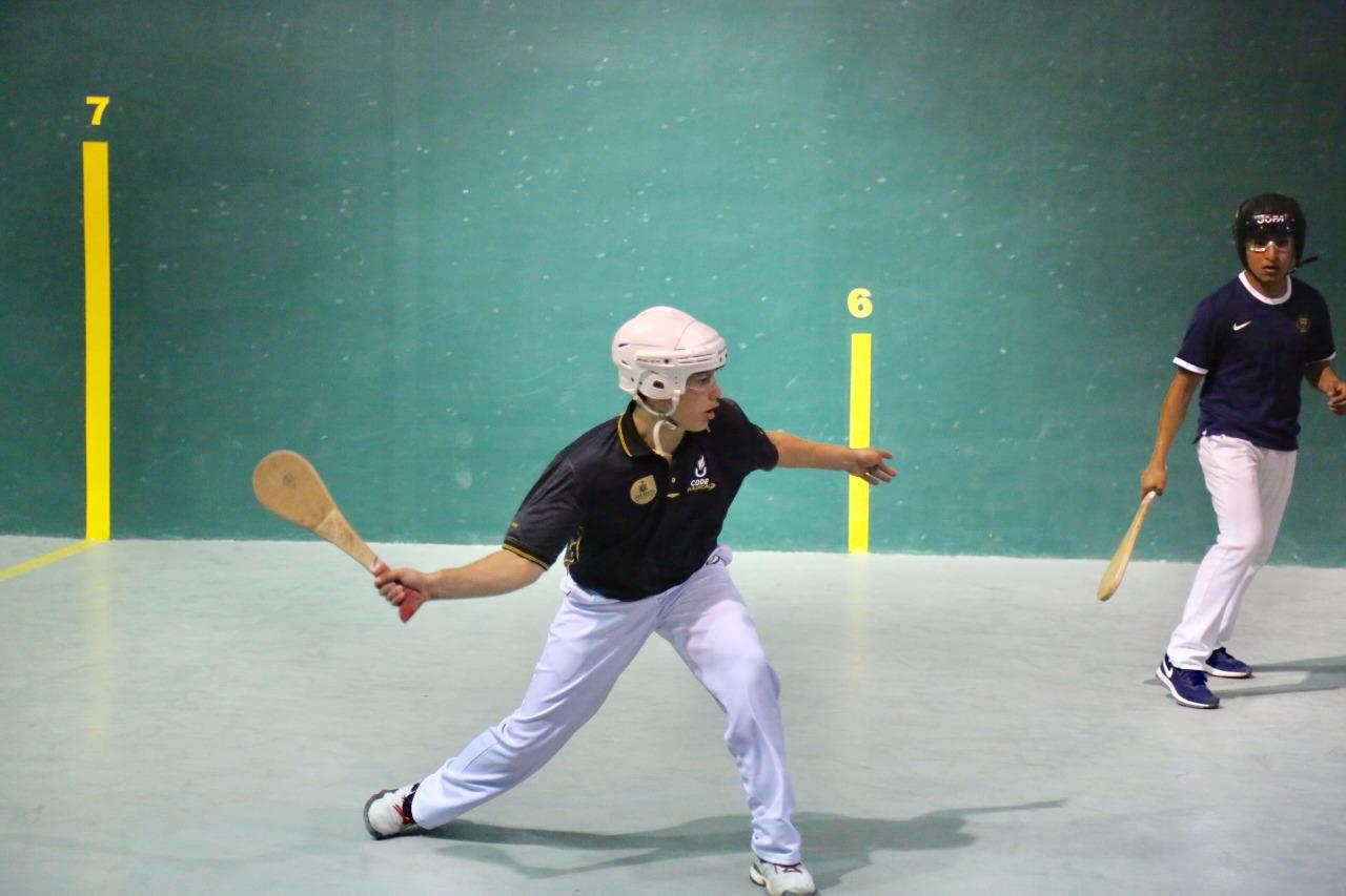 Recibe Edoméx a 408 pelotaris durante la olimpiada nacional y nacional juvenil 2018