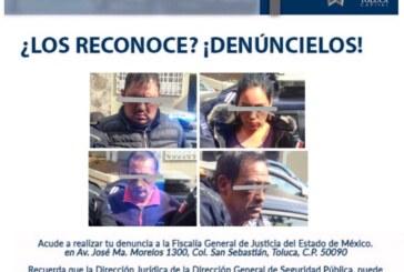 Policía Municipal detiene a presuntos delincuentes dedicados al robo a transporte público