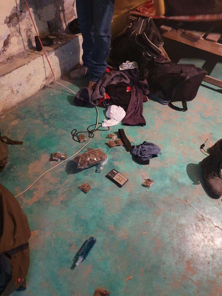 Catea fiscalía estatal punto de venta de droga en Toluca