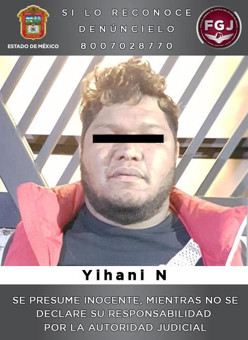 Mató a tres personas en Zinacantepec