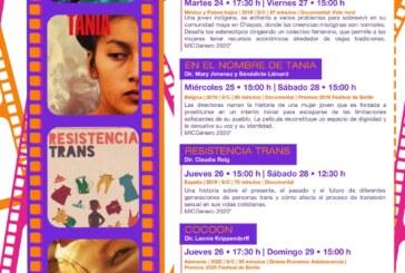 Presentan muestra internacional de cine con perspectiva de género en cineteca mexiquense