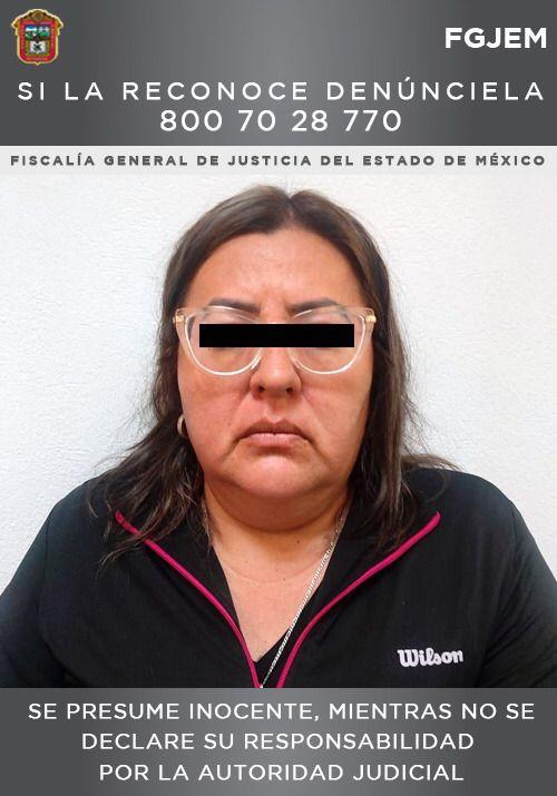Aprehenden a mujer por el delito de robo de vehículo con violencia en Tultitlán
