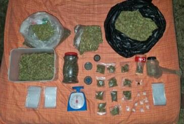 Desmantelan un punto de venta de droga en Tenancingo