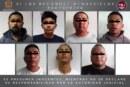 Vinculan a proceso a siete probables extorsionadores detenidos en Nezahualcóyotl