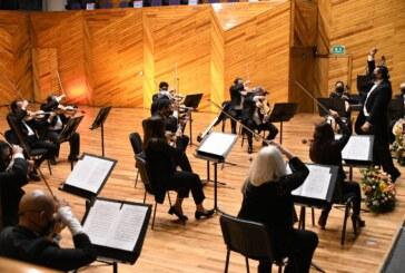 Interpreta OSEM obras de Mendelssohn, Respighi y otros compositores en concierto de temporada 144