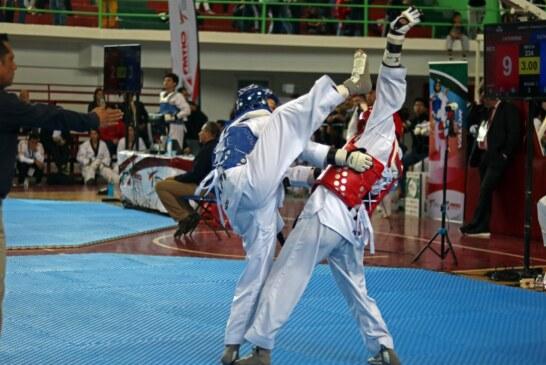 Recibe ciudad deportiva Edoméx 7° abierto mexiquense de taekwondo