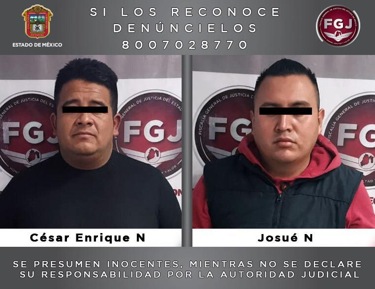 Vinculan a proceso a dos policías municipales de Tepotzotlán.
