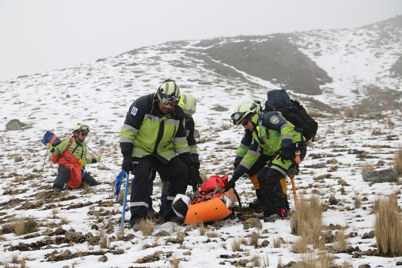 Exhorta SUEM a visitantes del Nevado de Toluca a extremar precauciones
