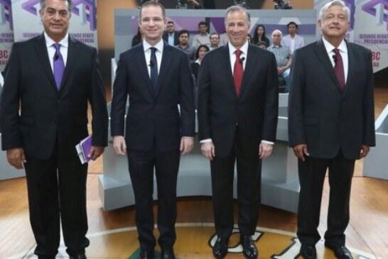 El Abrazo de Acatempan y el segundo debate Presidencial