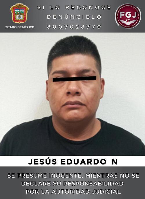 """Detiene FGJEM a """"el tanque"""" supuesto líder de una célula dedicada al robo de vehículos en la región de Cuautitlán"""