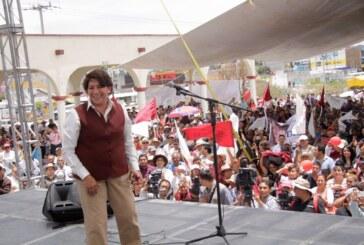 Peña, Fox y Calderón no tienen calidad moral para presentarse ante el pueblo: Delfina Gómez