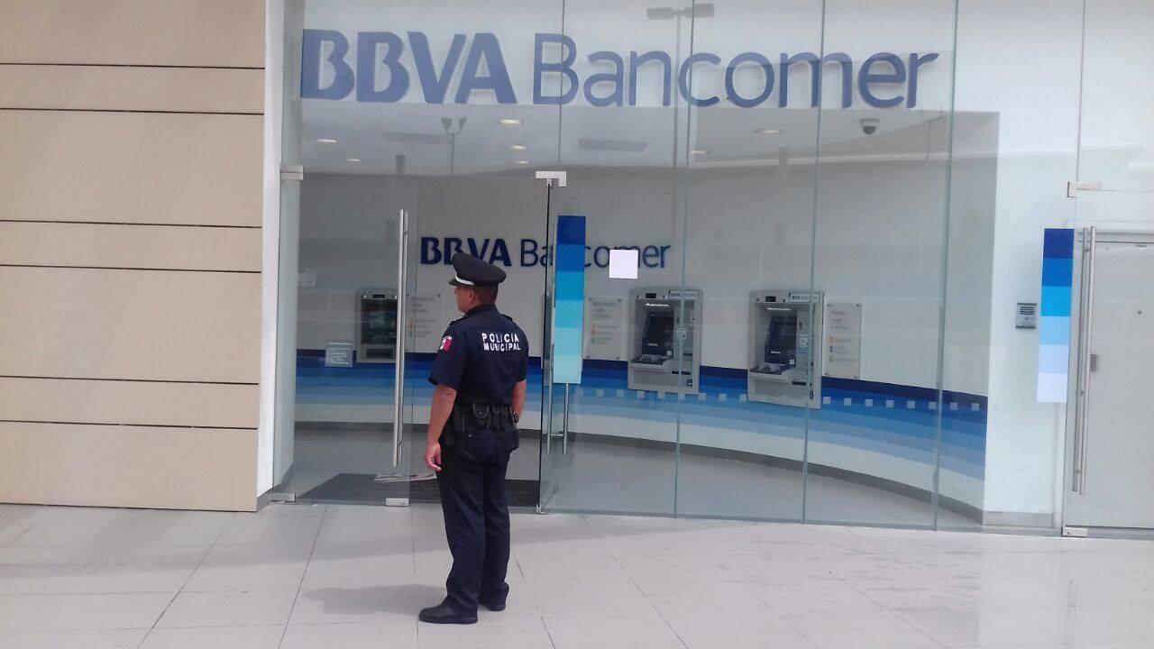 Operativo de seguridad en Toluca para el Buen Fin