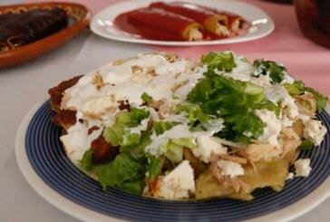 Todo listo para la 8ª Feria de la Enchilada en San Buenaventura