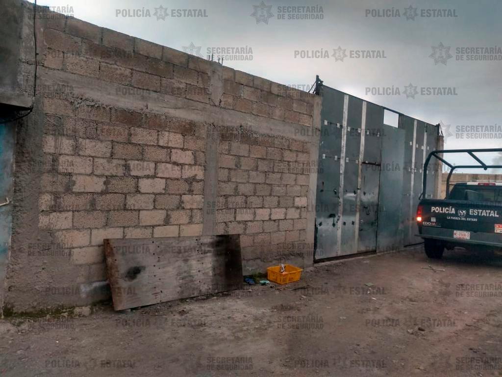 Elementos de la secretaría de seguridad localizan vehículo con reporte de robo