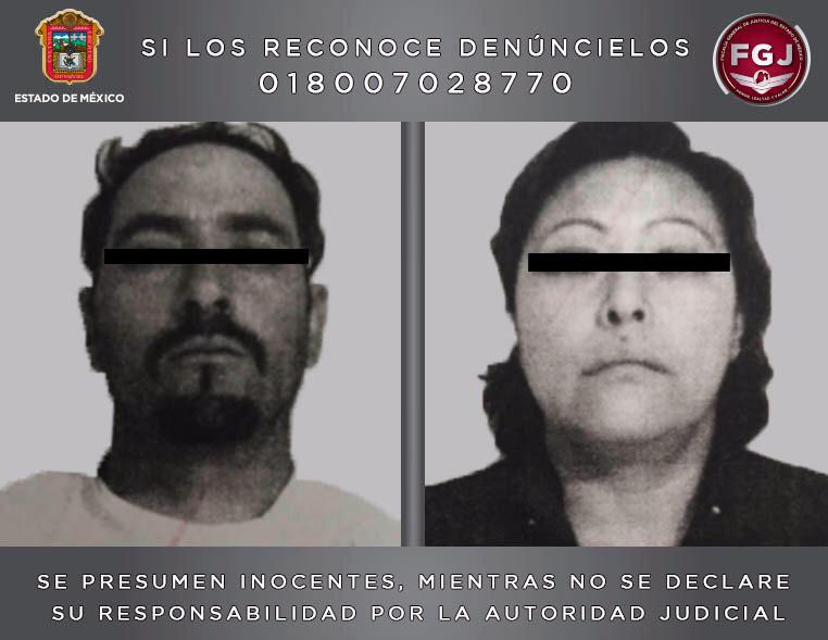 Vinculan a proceso a pareja que habría comprado a una bebé en Ecatepec